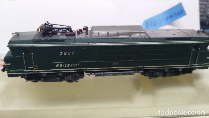 Trenes Escala: locomotora antigua fleischmann piccolo 7360 - Foto 3 - 67798201