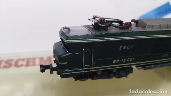Trenes Escala: locomotora antigua fleischmann piccolo 7360 - Foto 4 - 67798201