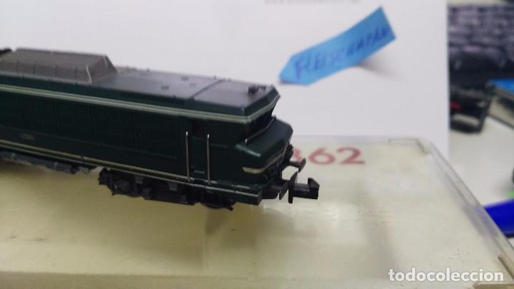 Trenes Escala: locomotora antigua fleischmann piccolo 7360 - Foto 5 - 67798201