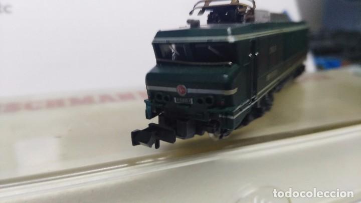 Trenes Escala: locomotora antigua fleischmann piccolo 7360 - Foto 6 - 67798201