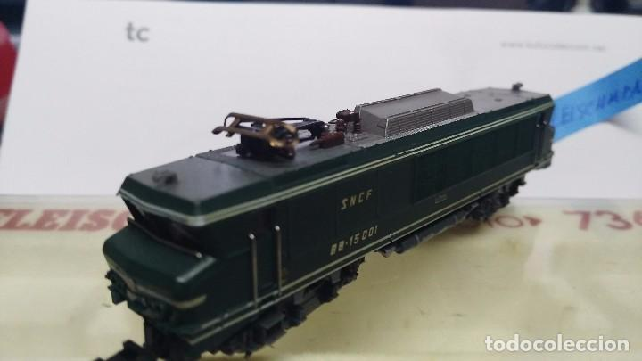 Trenes Escala: locomotora antigua fleischmann piccolo 7360 - Foto 8 - 67798201