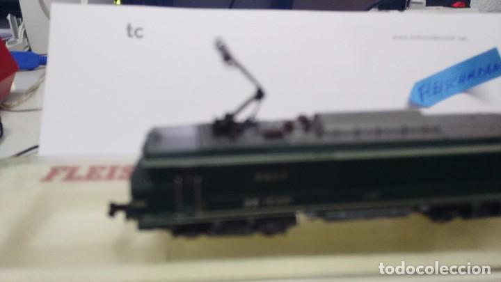 Trenes Escala: locomotora antigua fleischmann piccolo 7360 - Foto 10 - 67798201