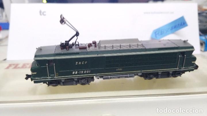 Trenes Escala: locomotora antigua fleischmann piccolo 7360 - Foto 11 - 67798201