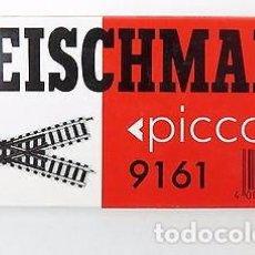 Trenes Escala: FLEISCHMANN 9161. CRUCE VÍAS PROFI DE 115 MM Y 30º. Lote 71733235