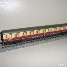 Trenes Escala: FLEISCHMANN N PASAJEROS 1ª CLASE (CON COMPRA DE 5 LOTES O MAS ENVÍO GRATIS). Lote 79317217