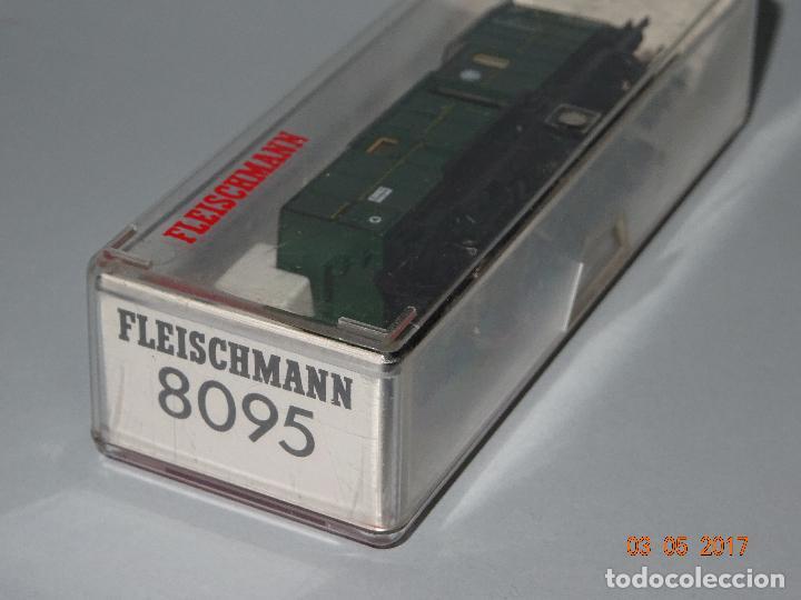Trenes Escala: Descatalogado Furgón 2 Puertas Correderas de la DRG Regionales Ref 8095 en Escala *N* de FLEISCHMANN - Foto 6 - 85679664