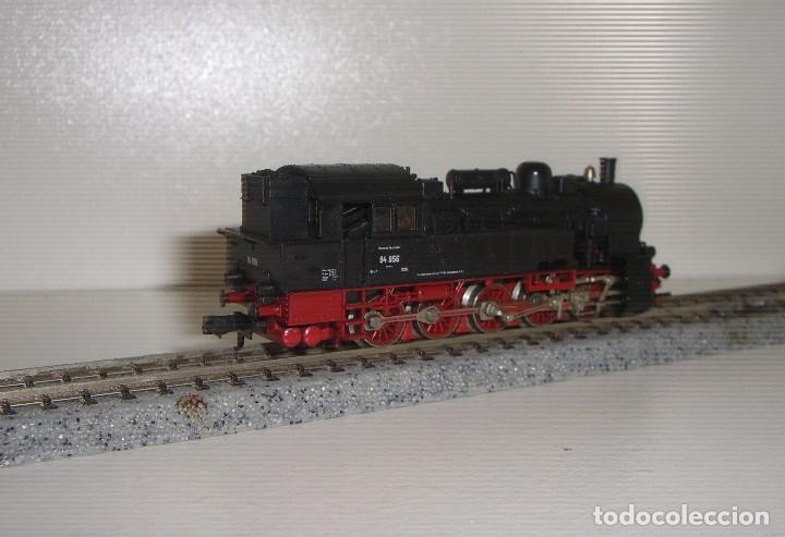 Trenes Escala: FLEISCHMANN N locomotora vapor BR 94 (Con compra de 5 lotes o mas envío gratis) - Foto 2 - 86036956