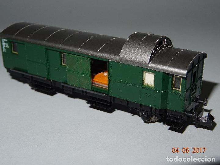 Trenes Escala: Descatalogado Furgón de la DB Ref. 8060 en Escala *N* de FLEISCHMANN - Foto 3 - 86215620