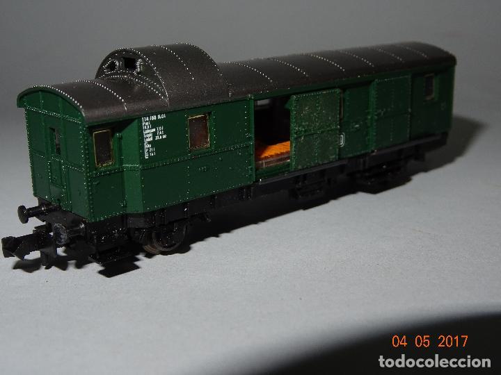 Trenes Escala: Descatalogado Furgón de la DB Ref. 8060 en Escala *N* de FLEISCHMANN - Foto 5 - 86215620