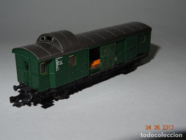 Trenes Escala: Descatalogado Furgón de la DB Ref. 8060 en Escala *N* de FLEISCHMANN - Foto 6 - 86215620