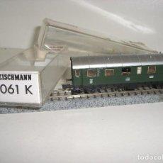 Trenes Escala: FLEISCHMANN N VAGÓN PASAJEROS 8061 K CON LUZ (CON COMPRA DE 5 LOTES O MAS ENVÍO GRATIS). Lote 97689888