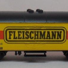 Trenes Escala: FLEISCHMANN N - VAGÓN CERRADO DE MERCANCÍAS. Lote 86600600
