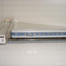 Trenes Escala: FLEISCHMANN N VAGÓN PASAJEROS 8674 K KINDERLAND CON LUZ (CON COMPRA DE 5 LOTES O MAS ENVÍO GRATIS). Lote 86740124