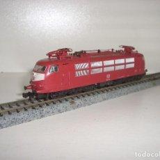 Trenes Escala: FLEISCHMANN N LOCOMOTORA ELECTRICA BR 103-197 0 (CON COMPRA DE 5 LOTES O MAS ENVÍO GRATIS). Lote 87451580