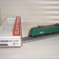 Trenes Escala: FLEISCHMANN N LOCOMOTORA DIESEL 807320 (CON COMPRA DE 5 LOTES O MAS ENVÍO GRATIS). Lote 87529788