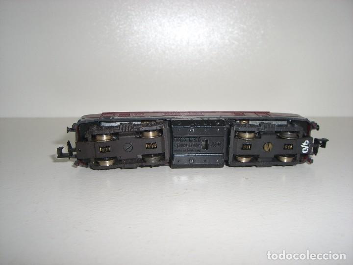 Trenes Escala: FLEISCHMANN N locomotora BR 210 002 ref 7232 (Con compra de 5 lotes o mas envío gratis) - Foto 3 - 90043420
