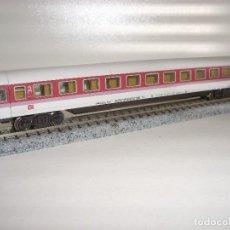 Trenes Escala: FLEISCHMANN N PASAJEROS DE 2ª (CON COMPRA DE 5 LOTES O MAS ENVÍO GRATIS). Lote 91843945