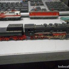 Trenes Escala: LOCOMOTORA FLEISCHMANN N DB 50 662 TREN. Lote 93031825