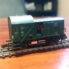Trenes Escala: VAGON FLEISCHMANN 8301 DB CON LUZ ESCALA N. Lote 94859447