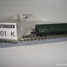Trenes Escala: FLEISCHMANN N BORDE BAJO (CON COMPRA DE 5 LOTES O MAS ENVÍO GRATIS). Lote 90360108