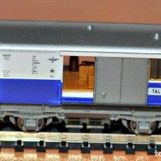 Trenes Escala: FURGON DE LA EDELWEISS DE FLEISCHMANN, REF. 8054, ESCALA N. Lote 98396375