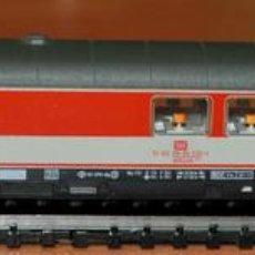 Trenes Escala: VAGÓN RESTAURANTE CON LUZ DE LA DB DE FLEISCHMANN, EN ESCALA N.. Lote 103984627