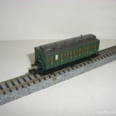 Trenes Escala: FLEISCHMANN N PASAJEROS PRUSIANO 3 EJES (CON COMPRA DE 5 LOTES O MAS ENVÍO GRATIS). Lote 107996731