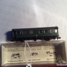 Trenes Escala: VAGÓN ESCALA N FLEISCHMANN HJ842. Lote 109091868