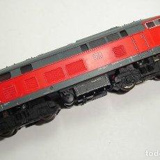 Trenes Escala: LOCOMOTORA DIESEL 218 DB FLEISCHMANN ESCALA N. Lote 109343375