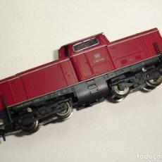 Trenes Escala: LOCOMOTORA DIESEL V100 DB FLEISCHMANN ESCALA N. Lote 109343791