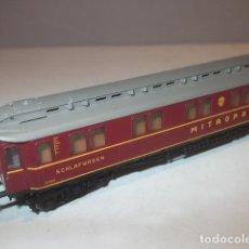 Trenes Escala: VAGON FLEISCHMANN BUEN ESTADO,BARATO. Lote 111819531