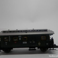 Trenes Escala: VAGÓN PASAJEROS ESCALA N DE FLEISCHMANN . Lote 118677235