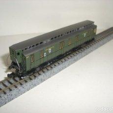Trenes Escala: FLEISCHMANN N EQUIPAJES PRUSIANO 4 EJES (CON COMPRA DE 5 LOTES O MAS ENVÍO GRATIS). Lote 120669007