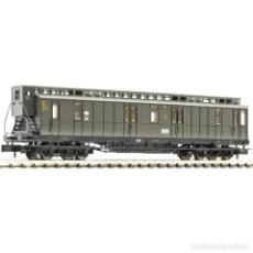 Trenes Escala: VAGON POSTAL DRG ESCALA N FLEISHMANN. Lote 121459179