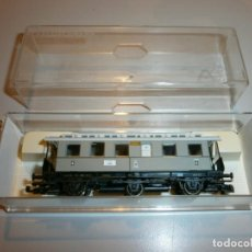 Trenes Escala: VAGON FLEISCHMANN N Nº4 SAGAN 2653 NUEVO SIN USO. Lote 131179660