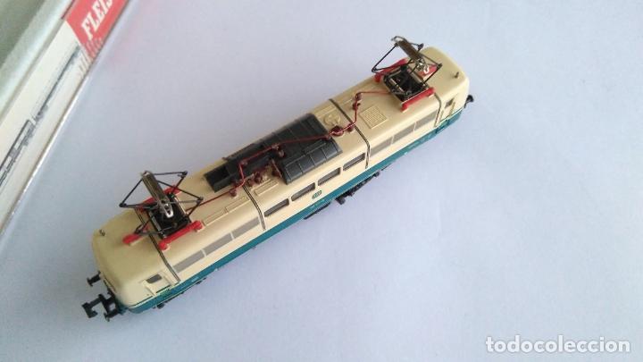 Trenes Escala: FLEISCHMANN N PICCOLO LOCOMOTORA ELÉCTRICA DE LA DB. EN CAJA.VÁLIDA IBERTREN 2N - Foto 5 - 139239834