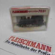 Trenes Escala: LOCOMOTORA VAPOR DE LA DR ESCALA N DE FLEISCHMANN . Lote 140035882