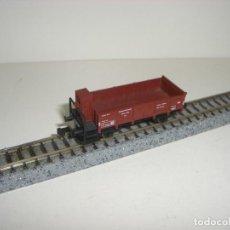 Trenes Escala: FLEISCHMANN N BORDE MEDIO CON GARITA (CON COMPRA DE CINCO LOTES O MAS ENVÍO GRATIS). Lote 140152886