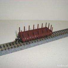 Trenes Escala: FLEISCHMANN N TELERO (CON COMPRA DE CINCO LOTES O MAS ENVÍO GRATIS). Lote 140296478