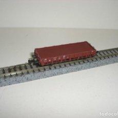 Trenes Escala: FLEISCHMANN N BORDE BAJO (CON COMPRA DE CINCO LOTES O MAS ENVÍO GRATIS). Lote 140296602