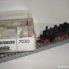 Trenes Escala: FLEISCHMANN N LOCOMOTORA DE VAPOR 7030 (CON COMPRA DE CINCO LOTES O MAS ENVÍO GRATIS). Lote 140296950