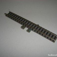 Trenes Escala: FLEISCHMANN N CONECTOR DE CORRIENTE (CON COMPRA DE CINCO LOTES O MAS ENVÍO GRATIS). Lote 140297094