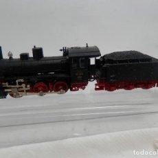 Trenes Escala: LOCOMOTORA VAPOR ESCALA N DE FLEISCHMANN . Lote 146447842