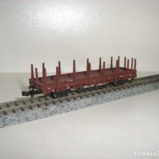 Trenes Escala: MINITRIX N TELERO (CON COMPRA DE 5 LOTES O MAS ENVÍO GRATIS). Lote 146554074