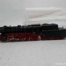 Trenes Escala: LOCOMOTORA VAPOR DE LA DB ESCALA N DE FLEISCHMANN . Lote 146594698