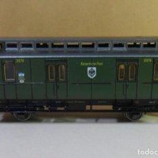 Trenes Escala: N - FLEISCHMANN - VAGON DE PASAJEROS. Lote 149250182