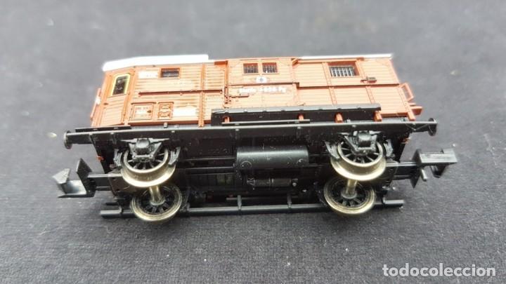 Trenes Escala: Fleischmann N - 85 8820 k - Vagón de mercancías Escala N - Foto 3 - 150955542