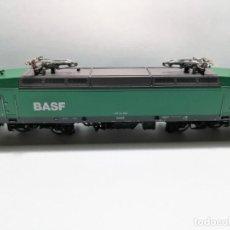 Trenes Escala: LOCOMOTORA FLEISCHMANN 807320 BASF ESCALA N. MUY BIEN #JT. Lote 151099418