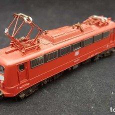 Trenes Escala: FLEISCHMANN 7332- ELECTRIC LOCOMOTIVE BR 140 OF THE DB. Lote 153178262