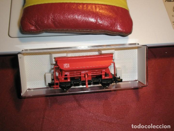Trenes Escala: 1 UN VAGON FLEISCHMANN ESCALA N.TOLVA ESCALA DB CON PIEZAS MOVILES SUPERIORES Y LATERALES.NUEVO - Foto 2 - 154476430